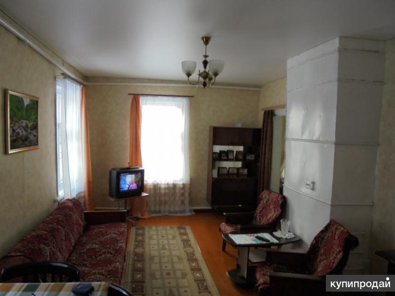 Продаю 3-х комнатную квартиру в п.Мокшан