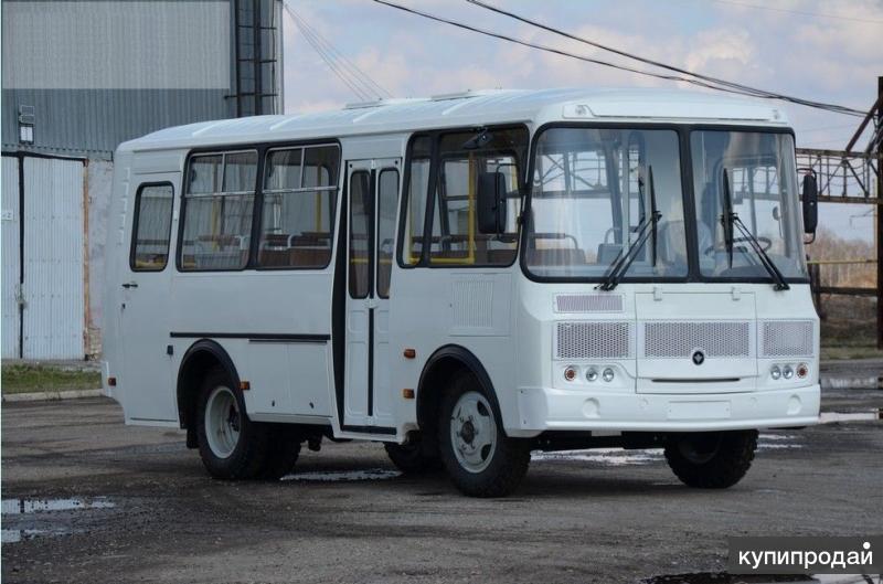 Городской автобус ПАЗ-32053