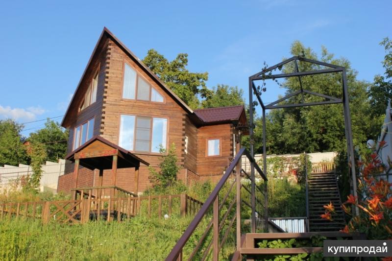 Продаю новый дом по улице Жуковского 81