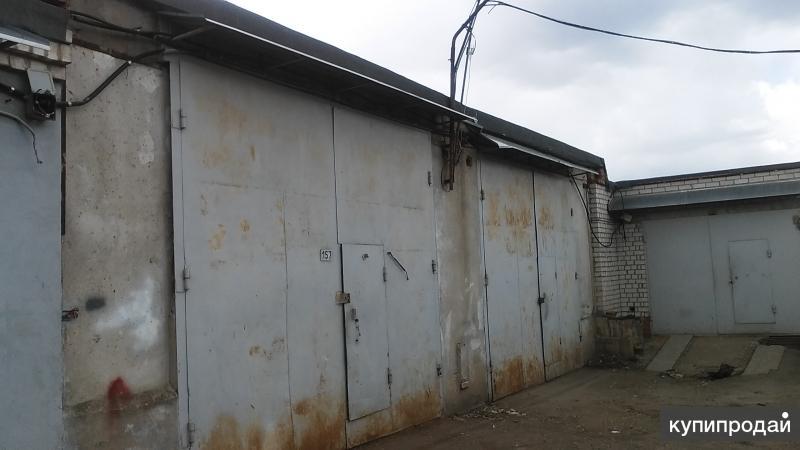 Продам гаражи