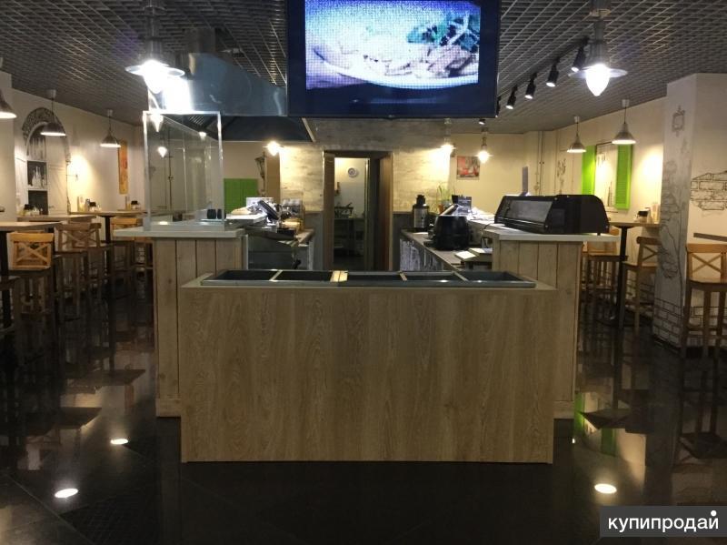 Продается столовая-кафе в БЦ с населенностью 5 000 человек. ЮАО