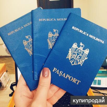 Перевод паспорта с молдавского языка