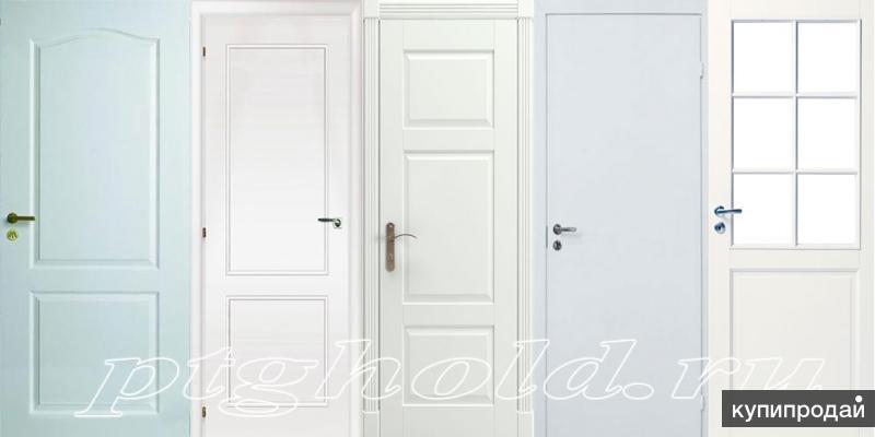 Входные и межкомнатные деревянные двери, снабжение