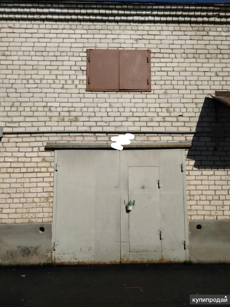 Продам трёхуровневый гараж в пгт. Менделеево