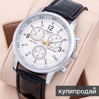 Новые мужские часы TISSOT 1853 (Подарок мужчине)