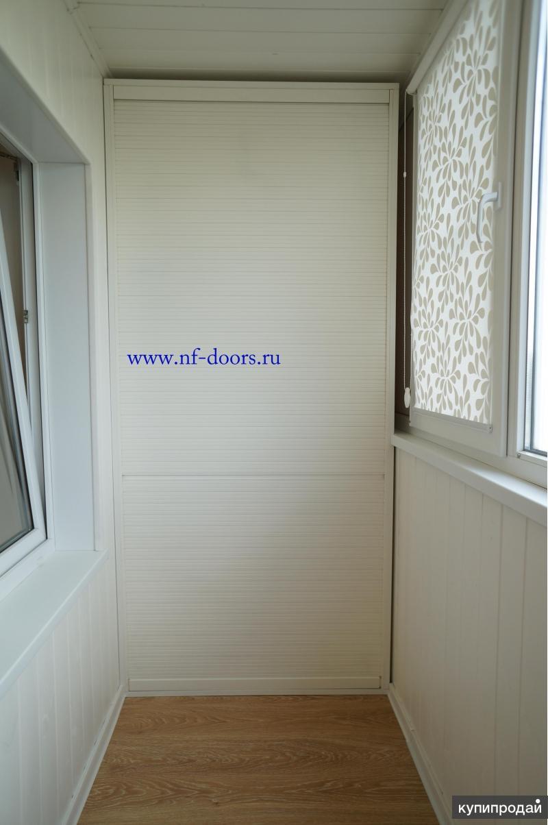 Мебельные жалюзи для шкафов и полок