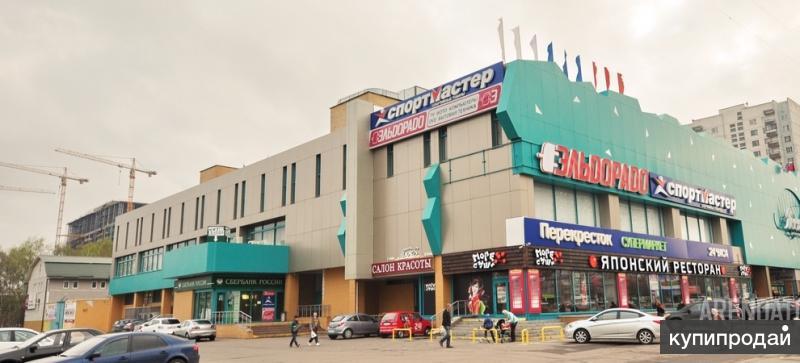 В районе ясенево это был первый крупный торговый центр