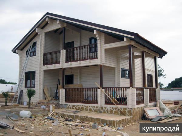 Строители деревянных срубовых домов и бань в Кузнецке и в Пензе