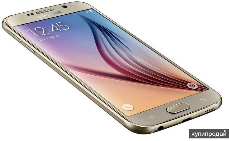 Samsung S6. Магазин