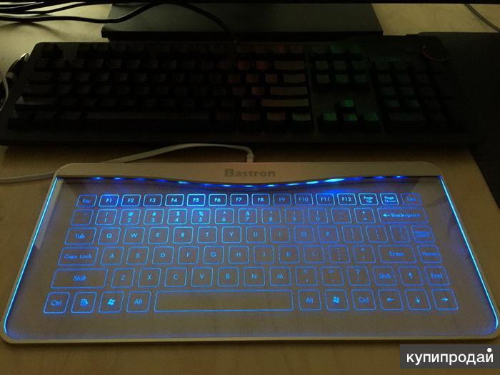 Как сделать сенсорную клавишу