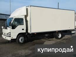 Грузовые перевозки 5-7 тонн