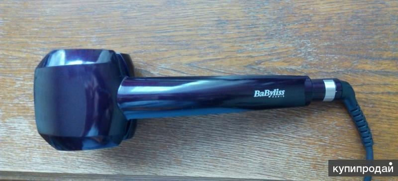 Стайлер для завивки волос babyliss pro perfect curl