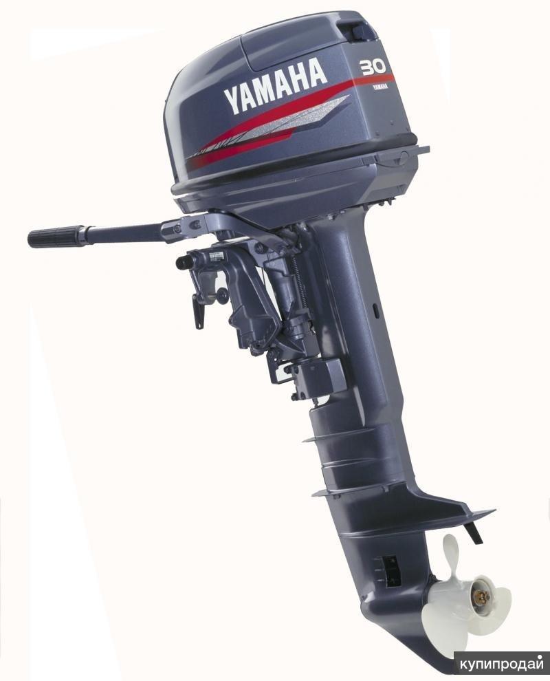 купить лодочный мотор двухтактный ямаха 25 на авито