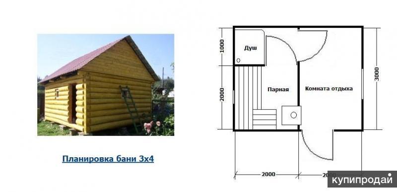 Как построить дом 3-4 своими руками