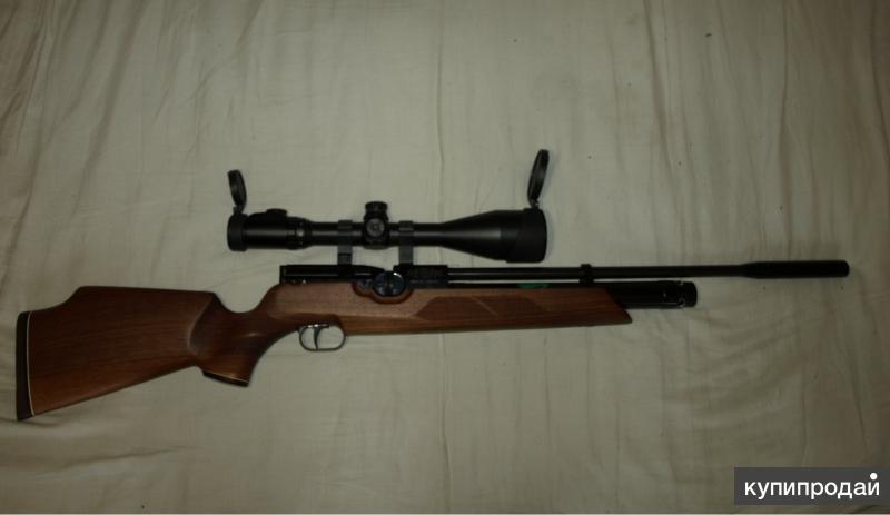 Пневматическая винтовка Weihrauch HW 100 кал.5,5мм в Хабаровске