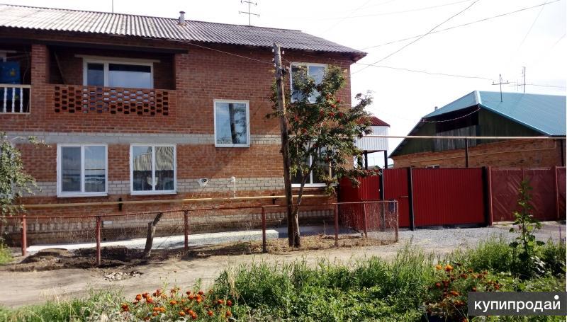 продается коттедж в пригородной зоне у речки Старица