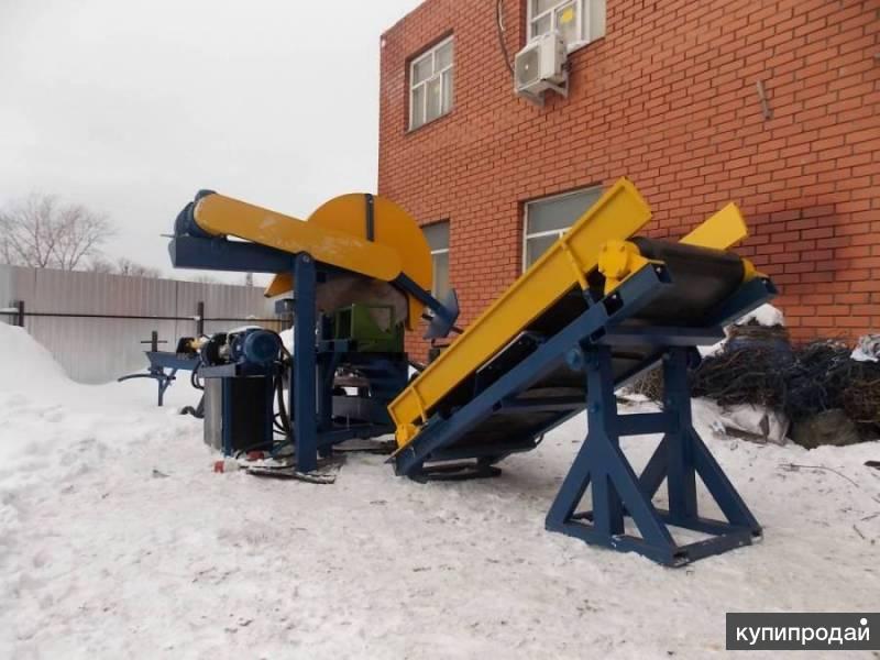Дровокольный комплекс Зубр-PRO