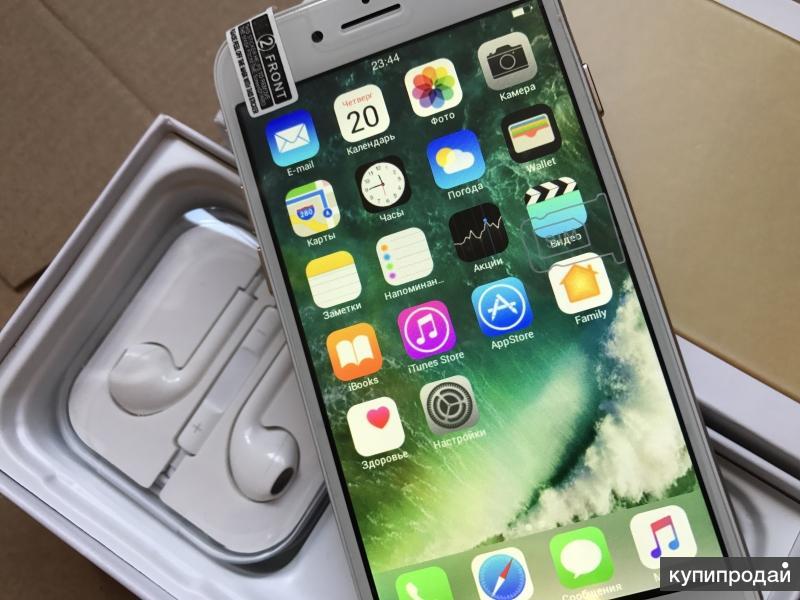 Копия iPhone 7 16gb золото