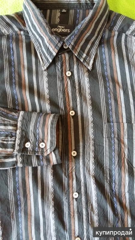 Рубашка мужская Engbers Германия