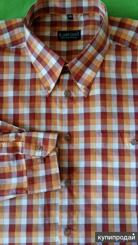 Рубашка мужская Larusso