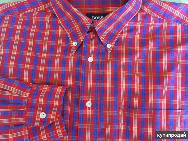Рубашка мужская Boss Германия