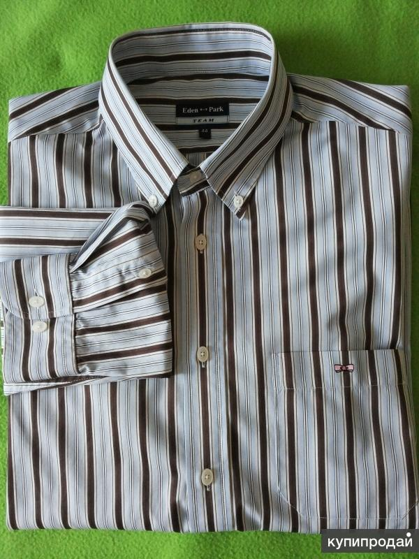 Рубашка мужская Eden Park Франция