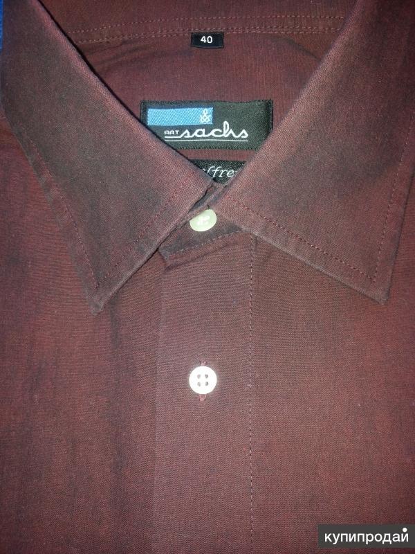 Рубашка мужская Sachs