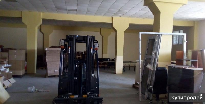 Сдается в аренду производственно-складское помещение, 591м2
