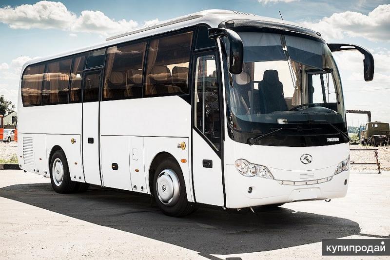 Туристический автобус King Long XMQ6900