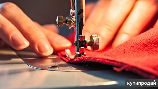 изготовление швейных и вязаных изделий на заказ