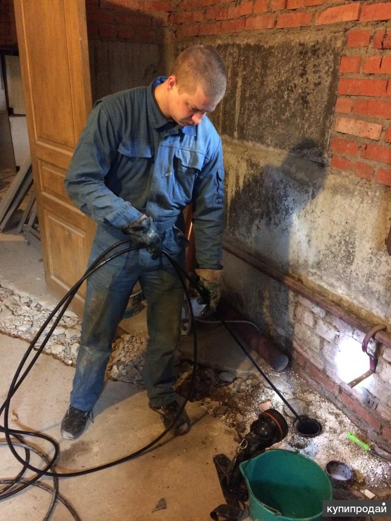 Специалисты компании,быстро и качественно выполнят комплексную прочистку канализационных сетей в любом из районов горенбурга