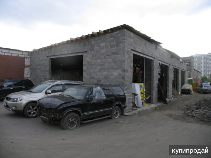 Продаётся склад офис (автосервис) 410 м на м Университет.