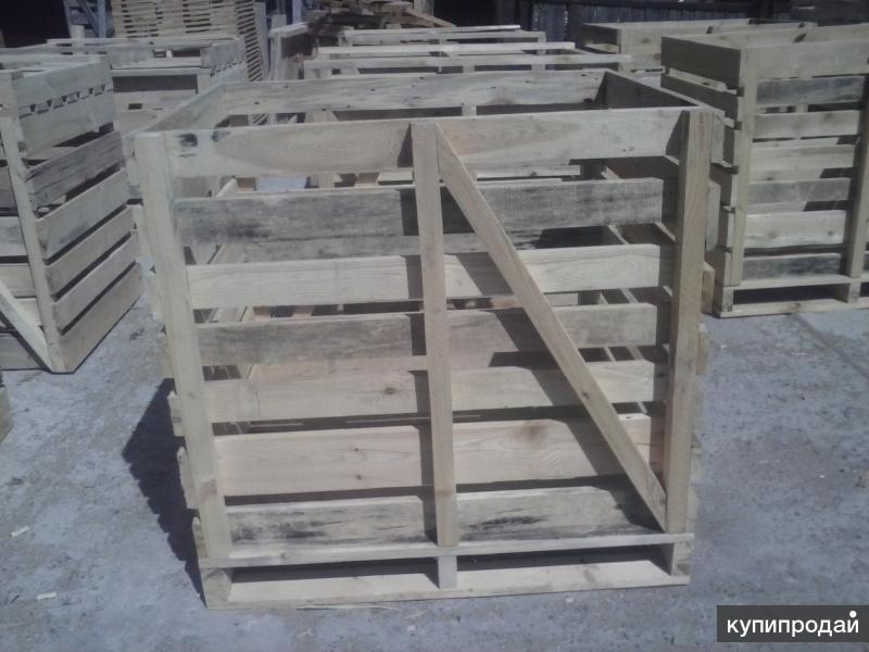 ящики деревянные (пром тара для хранения)