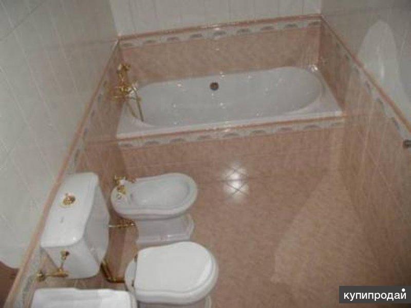 Ремонт в ванной своими руками в новостройке