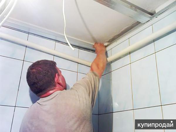Чем можно сделать потолок в ванной комнате своими руками 22