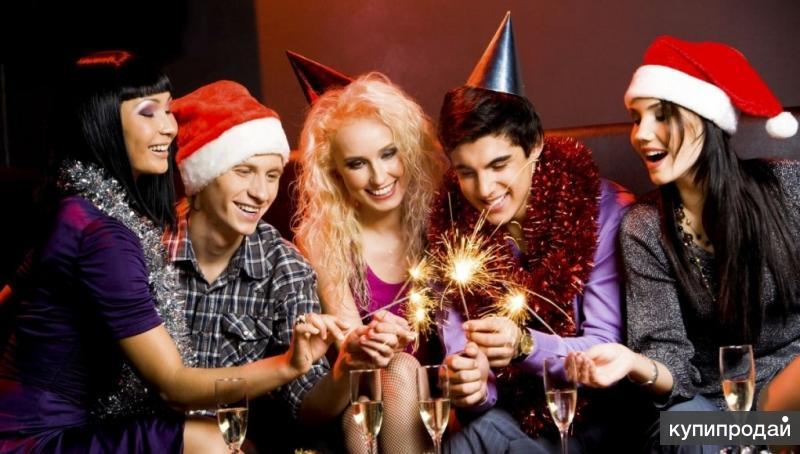 Тамада, ведущий, Дед Мороз, диджей на новогодний корпоратив - Заречный