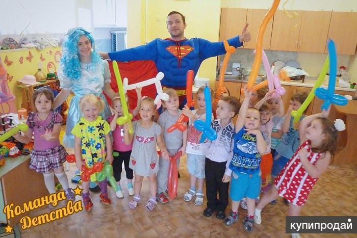 Детские праздники в муроме