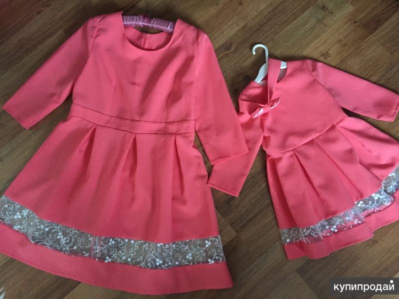 Как сшить платья для дочки 731