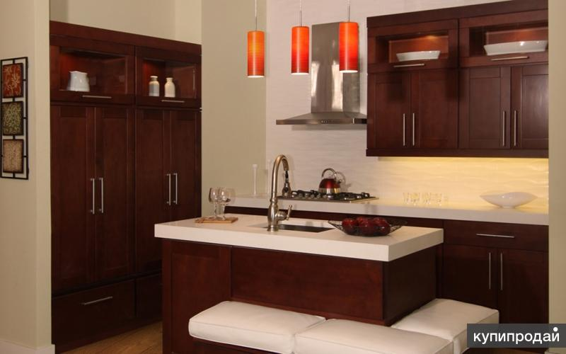 Покраска, реставрация, изготовление кухонной мебели.