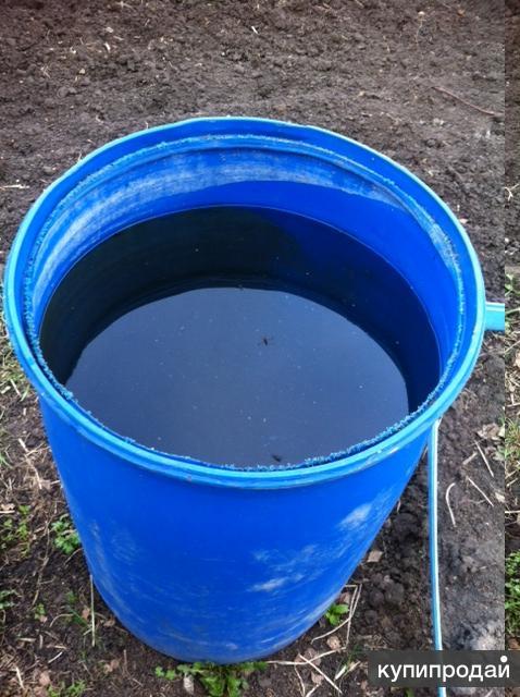 Продам  б/у бочки полиэтиленовые 225 л под воду и не только