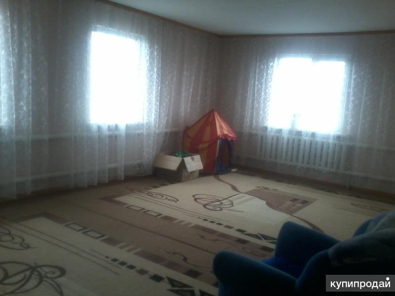 Дом отдельно стоящий 122,3 кв.м