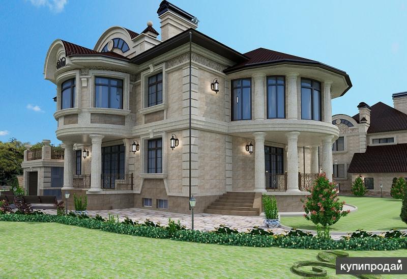 Проектирование домов и коттеджей по МО