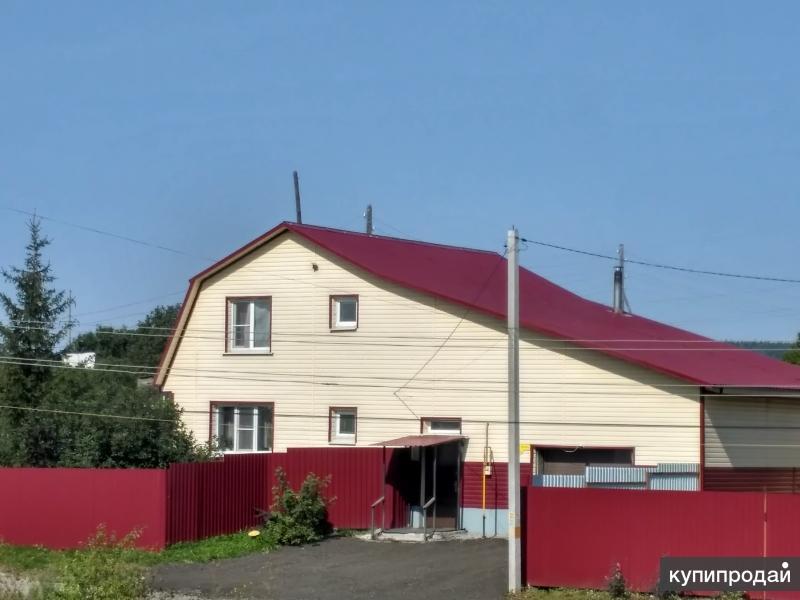 Продам 2ухэтажный дом 208 м2, баню, на земле 14 кв.м