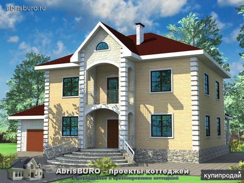 Профессиональное проектирование домов и коттеджей