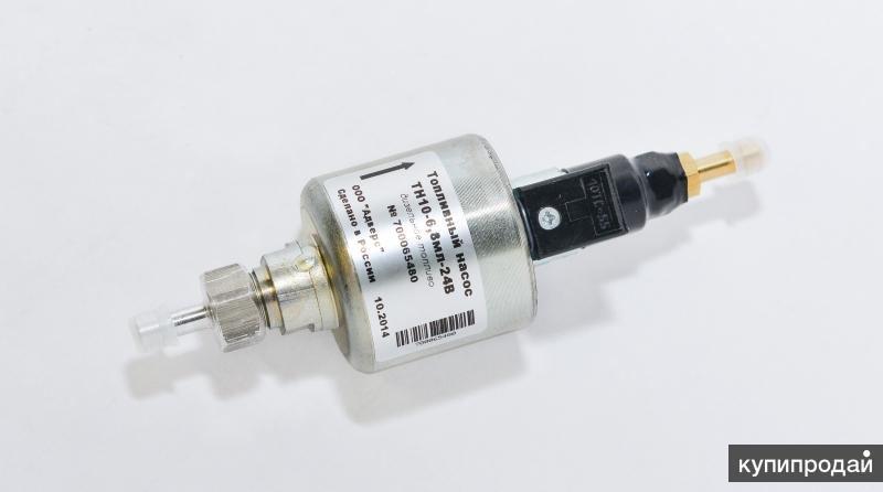 топливный насос ТН10-6,8 мл 24 В (сб. 2)