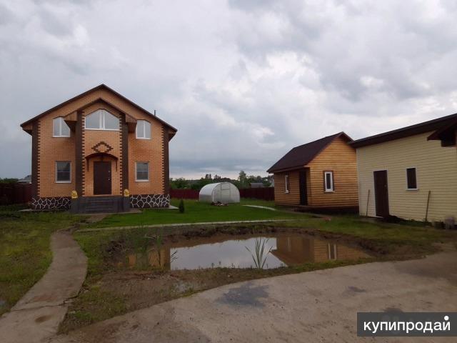 Дом 220 м² на участке 16 сот.