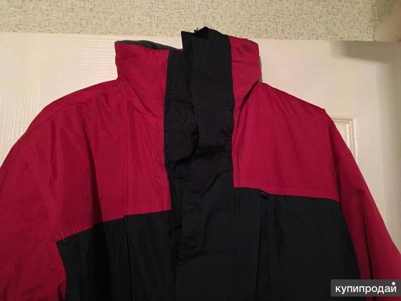 Зимняя куртка мужская новая