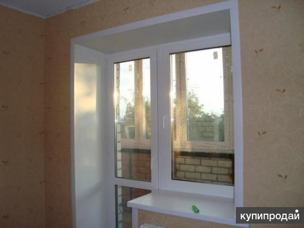 Окна REHAU- остекление,утепление балконов.