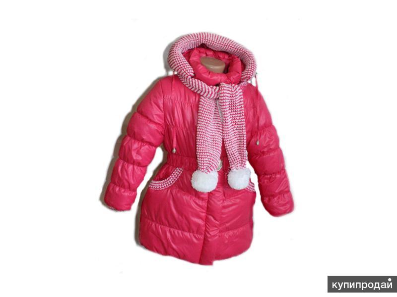 Зимние удлиненные куртки