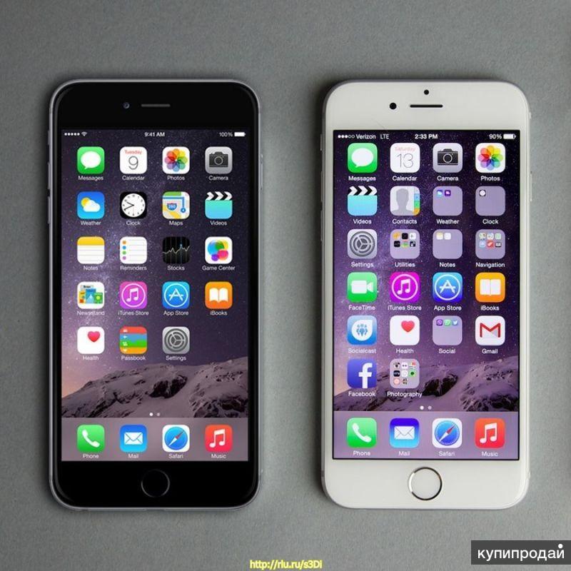 iPhone 5s 6s